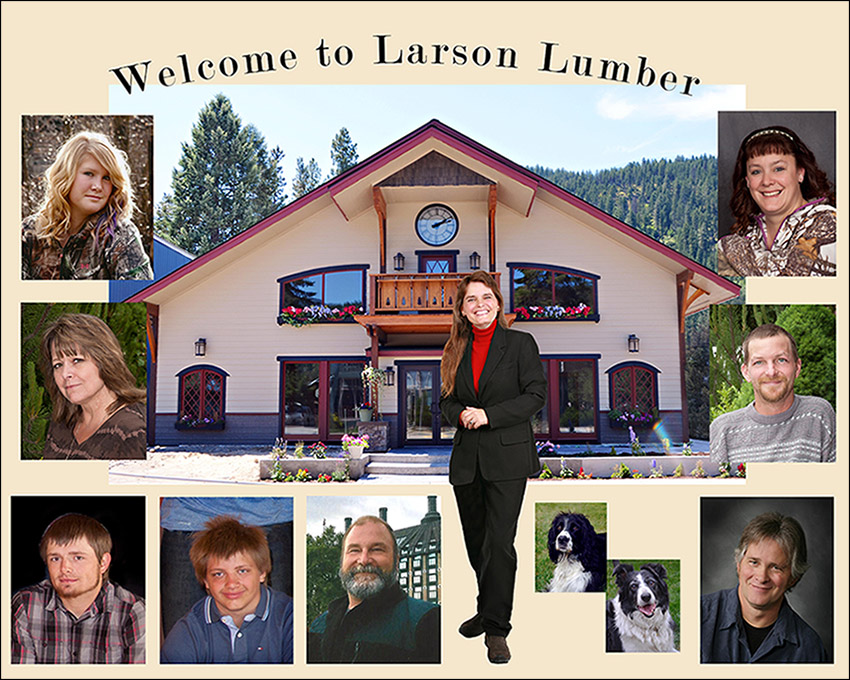 Welcome to Larson Lumber
